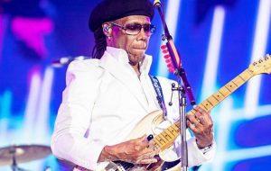 Nile Rodgers and Chic transformam palco do Rock in Rio em baile da era disco!