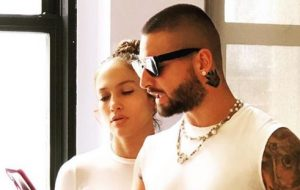 Jennifer Lopez e Maluma iniciam gravações de comédia romântica