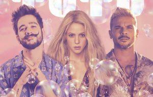 """Shakira, Camilo e Pedro Capó lançam remix da romântica """"Tutu"""""""