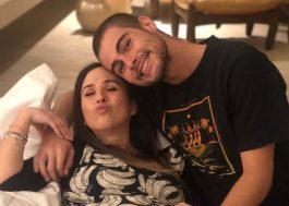 Tata Werneck e Rafa Vitti anunciam nascimento de sua primeira filha