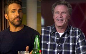 Ryan Reynolds e Will Ferrell vão estrelar musical na Apple TV+, diz site