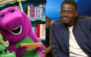 """Barney irá ganhar filme produzido por Daniel Kaluuya de """"Corra!"""""""