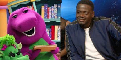 Filme do Barney!