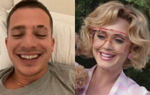 "Charlie Puth diz que ""Harleys in Hawaii"", da Katy Perry, pode chegar na próxima semana"