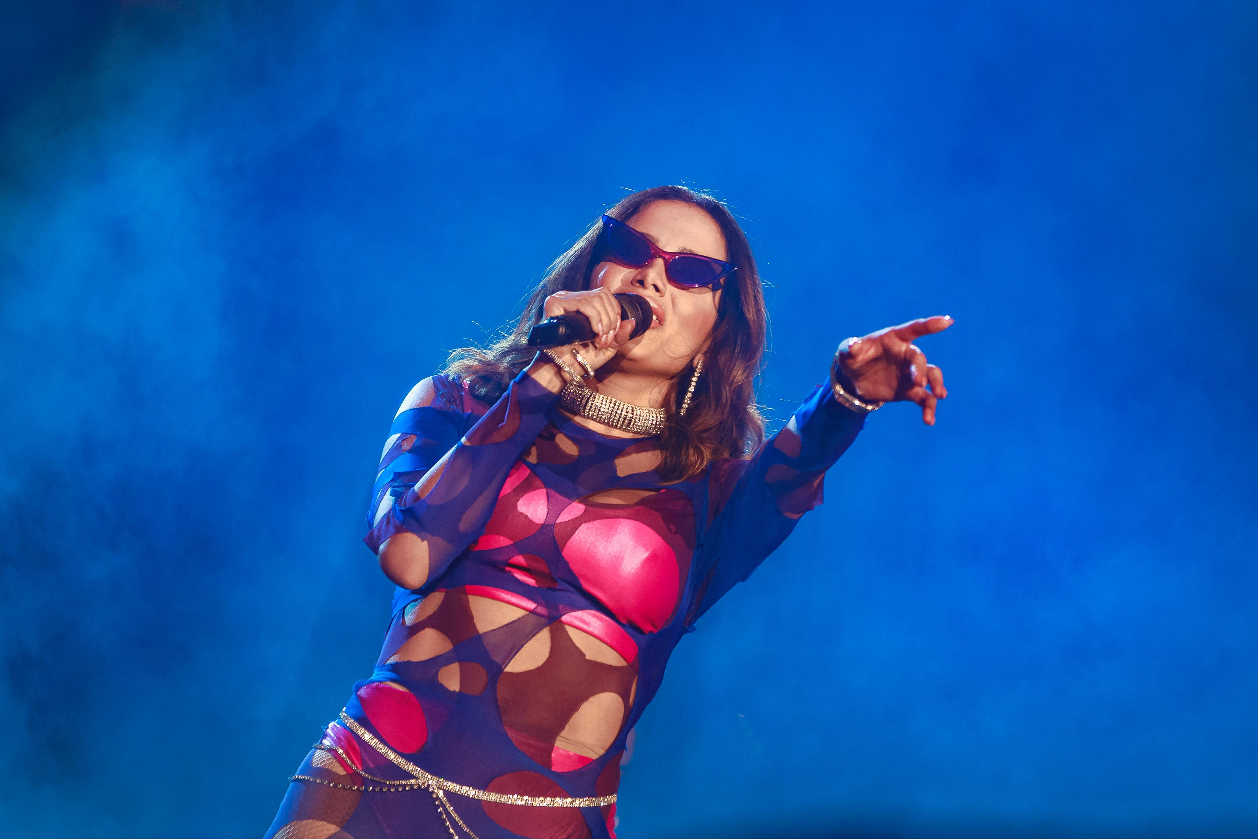Resultado de imagem para anitta rock in rio 2019