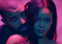 Amigos novamente? Rihanna é vista em festa particular do Drake
