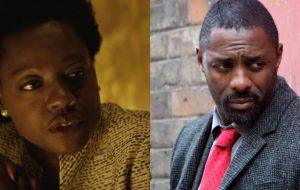 """Viola Davis e Idris Elba são vistos no set de filmagens do novo """"Esquadrão Suicida"""""""