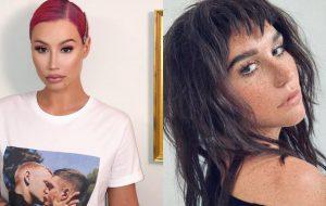 """Iggy Azalea comenta que quer parceria com Kesha em """"Wicked Lips"""", seu novo EP"""