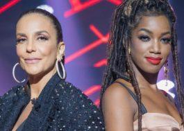 Ivete Sangalo e Iza se apresentarão juntas no Prêmio Multishow