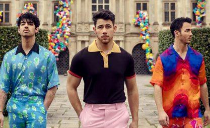 Jonas Brothers virão ao Brasil