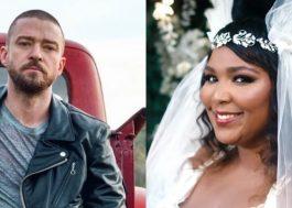 """Justin Timberlake confirma parceria com Lizzo: """"É muito boa"""""""