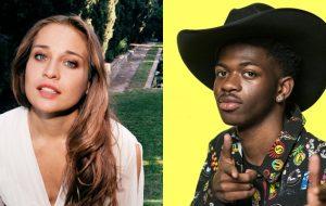 """Fiona Apple topa fazer música com Lil Nas X após dar """"puxão de orelha"""" por direitos autorais"""