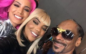 """Ludmilla e Anitta teriam discutido após confusão envolvendo """"Onda Diferente"""", diz jornalista"""