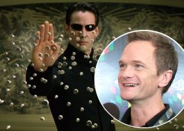 "Neil Patrick Harris estará no elenco de ""Matrix 4""!"