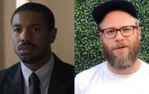 Michael B. Jordan e Seth Rogen serão produtores-executivos de série da Amazon