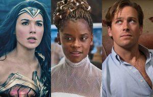 """Gal Gadot, Letitia Wright e Armie Hammer são confirmados no elenco de """"Morte no Nilo"""""""