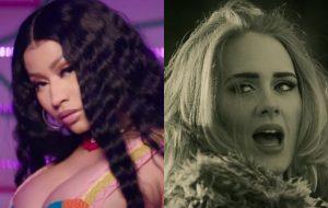 """Nicki Minaj confirma parceria com Adele: """"É uma música épica!"""""""