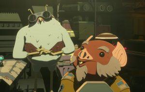 """Produtores de """"Star Wars: Resistance"""" definem Orka e Flix como 1º casal gay da franquia"""