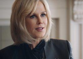 """Nicole Kidman denuncia assédio no ambiente de trabalho no trailer de """"O Escândalo"""""""