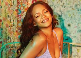 Rihanna tem o livro mais vendido da livraria Barnes and Noble!