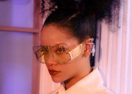 Rihanna anuncia lançamento de sua fotobiografia