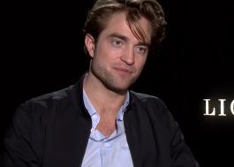 """Robert Pattinson quer que seu Batman """"seja assustador"""""""