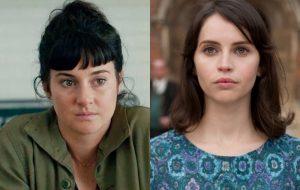 """Shailene Woodley e Felicity Jones estrelarão o filme """"A Última Carta de Amor"""""""