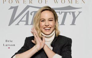 """Brie Larson reflete como """"Capitã Marvel"""" vai além dela: """"Não é mais algo meu"""""""