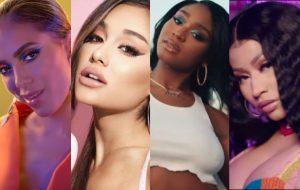"""Trilha sonora de """"As Panteras"""" terá Anitta e feat de Ariana Grande, Normani e Nicki Minaj"""