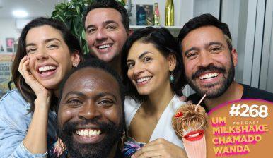 Nossas cafonices com Camila Coutinho e Samuel Gomes