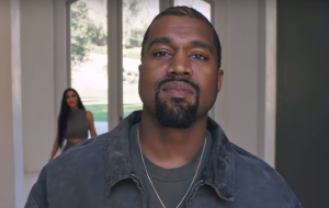 """Kim Kardashian mostra trecho de possível clipe para """"Follow God"""" do Kanye West"""