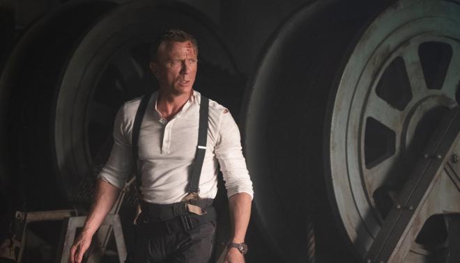 """James Bond em """"007 - Sem Tempo Para Morrer"""" (Divulgação)"""