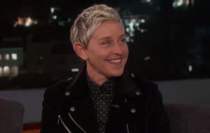 Ellen DeGeneres receberá homenagem no Globo de Ouro