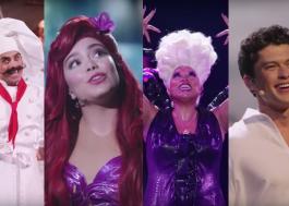 """Musical de """"A Pequena Sereia"""" estreia na TV americana; veja trechos"""