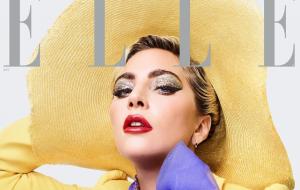 Lady Gaga é entrevistada por Oprah Winfrey em nova edição da revista Elle!