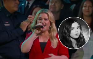 """Kelly Clarkson anima a plateia com cover de """"Come & Get It"""" da Selena Gomez"""