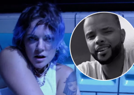 "Tove Lo e MC Zaac sensualizam no lyric video de ""Are U gonna tell her?"""