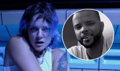 Tove Lo e MC Zaac em lyric video