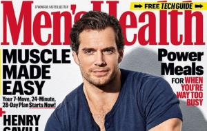 """""""Eu não desisti do papel"""", diz Henry Cavill sobre Superman em entrevista"""