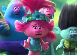 """Persongens partem para uma aventura no novo trailer de """"Trolls 2"""""""