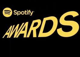 Spotify anuncia sua primeira premiação musical para março de 2020!