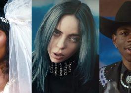 Lizzo, Billie Eilish e Lil Nas X lideram indicações ao Grammy 2020!