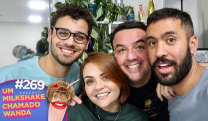 Criando nosso programa de domingo com Karol Pinheiro e Diego Bargas