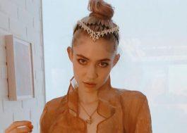"""Grimes lança single e revela detalhes do álbum """"Miss Anthropocene"""", que chega em fevereiro"""