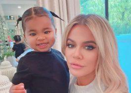Khloé Kardashian e a filha devem estrelar novo reality show