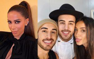 """Anitta confirma que gravou clipe com Melim para """"Meu Mel""""!"""