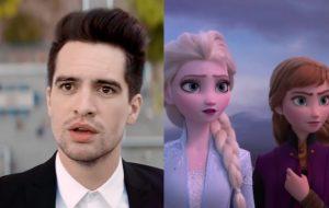 """Com vocais de Brendon Urie, Disney lança música tema de """"Frozen 2""""!"""