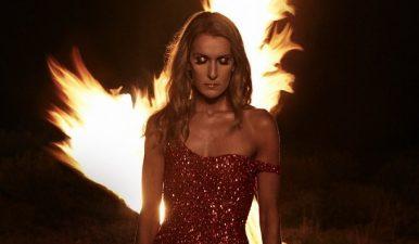 Novo álbum da Céline Dion