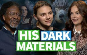 """Fizemos um jogo com o elenco de """"His Dark Materials"""" sobre personagens favoritos, polêmicas e bastidores"""
