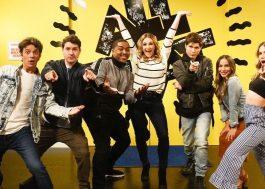 """Elenco de """"Zoey 101"""" publica foto no estúdio da Nickelodeon!"""